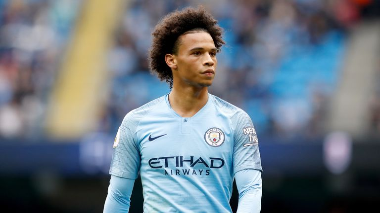 Pep Guardiola: Leroy Sane's Manchester City contract talks 'going well' | Football News |