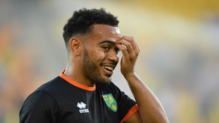 Norwich will be without Louis Thompson
