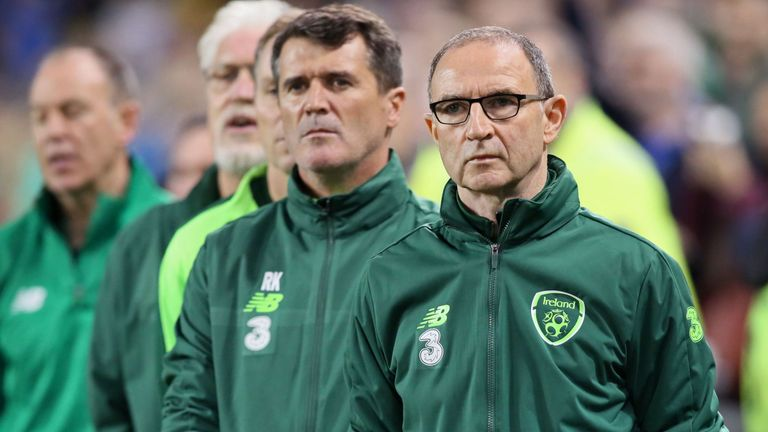 Martin O'Neill's Ireland were beaten again by Wales on Tuesday in Dublin