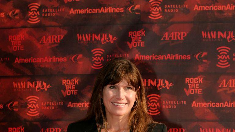 Mary Bono had been named the interim CEO of USA Gymnastics on Friday