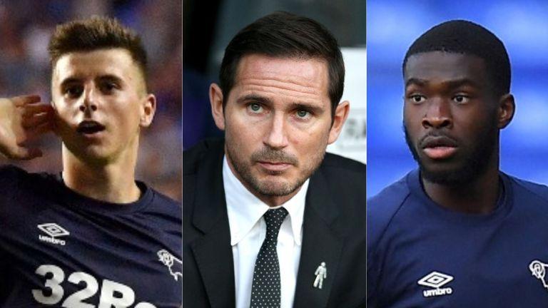 Will Mason Mount or Fikayo Tomori make a Chelsea first-team breakthrough under Frank Lampard?