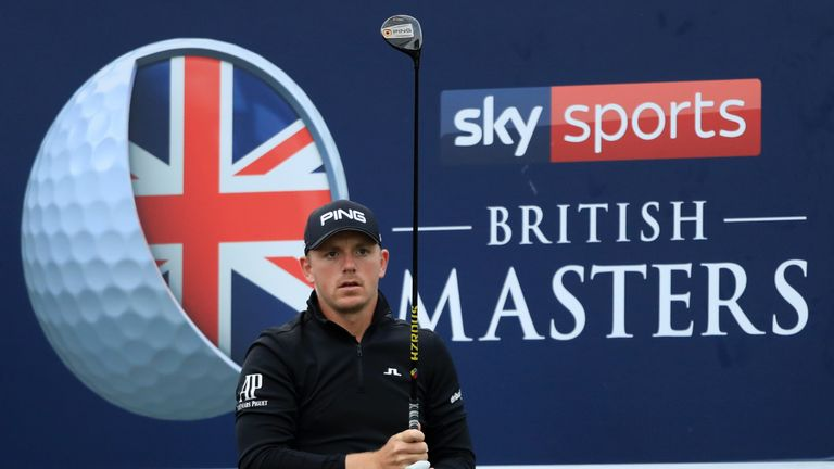 Wallace moved into the early clubhouse lead at Walton Heath on Thursday