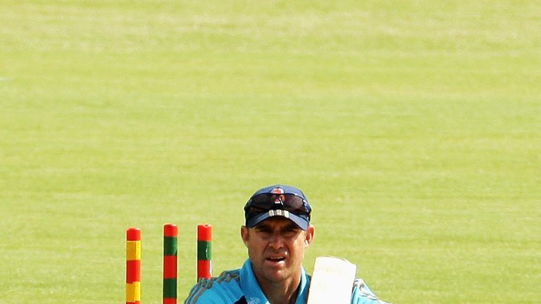 Matthew Hayden is recovering after a serious surfing injury