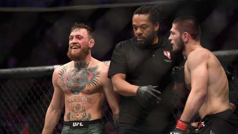 Conor McGregor and Khabib Nurmagomedov have been suspended by the Nevada State Athletic Commission