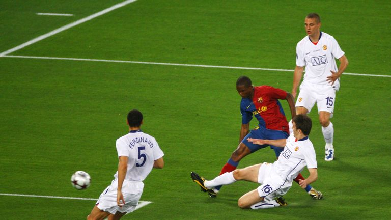 Carrick said he would replay Barcelona's opening goal in his mind having initially given the ball away