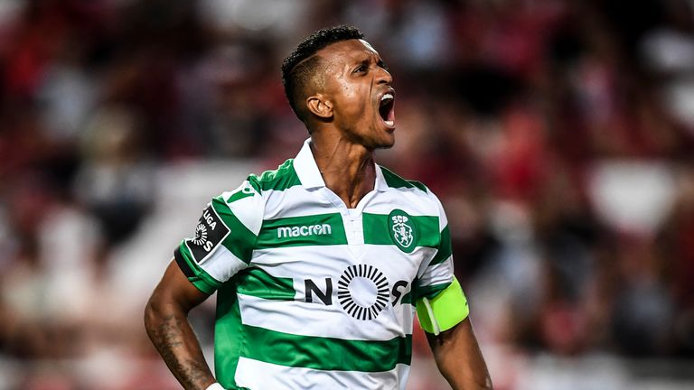Nani has returned to Sporting, who he left to join United in 2007