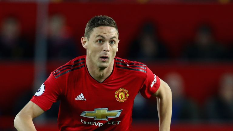 Man Utd's Matic pulls out of Serbia duty