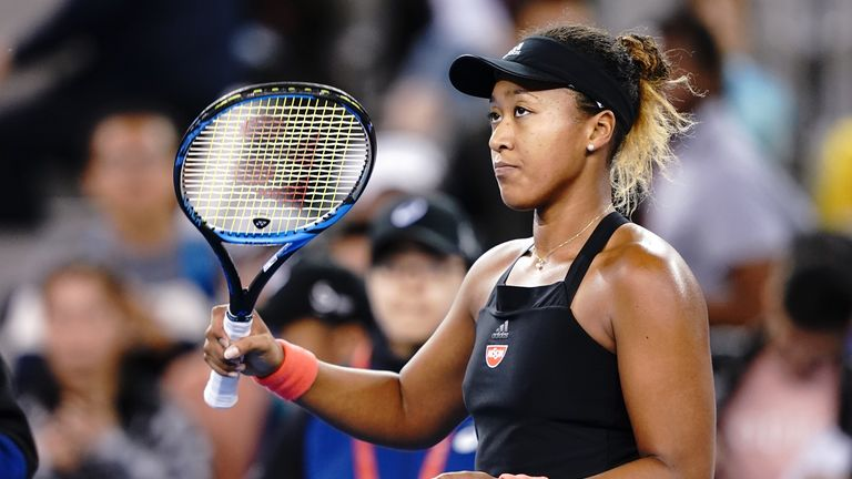 Naomi Osaka is Japan's first Grand Slam singles champion