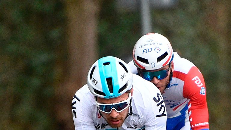 Owain Doull will also be with Team Sky in 2019