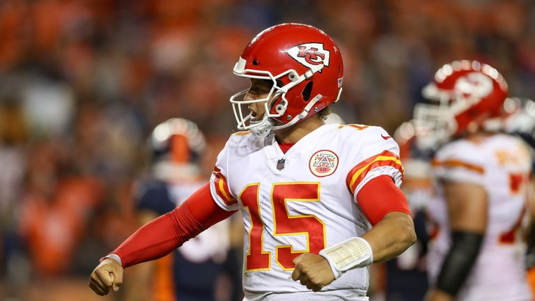 Patrick Mahomes has been a superstar in his first year as an NFL starter