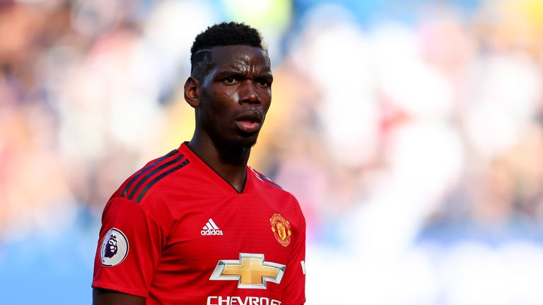 Paul Pogba is set to play against Juventus for the first time