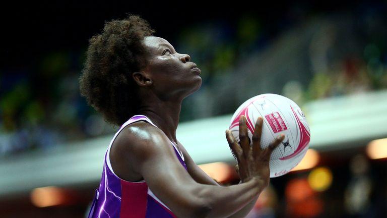 Peace Proscovia's Uganda will play England