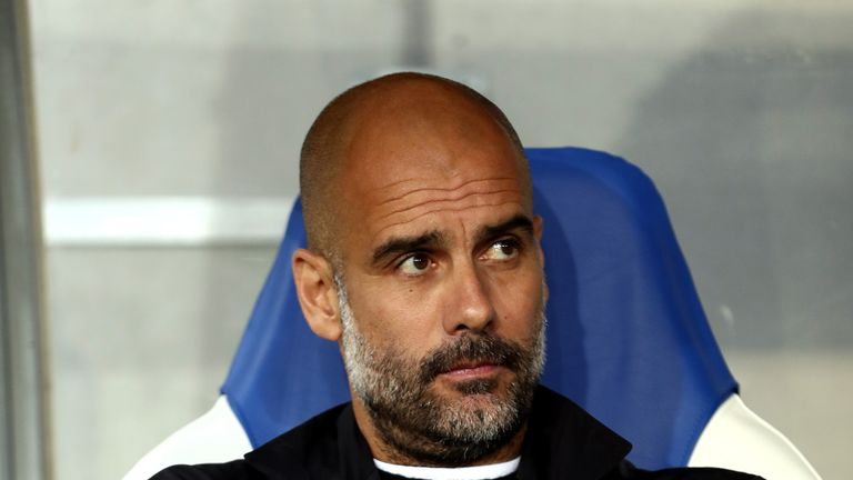 Pep Guardiola admits he could work in Italy in the future