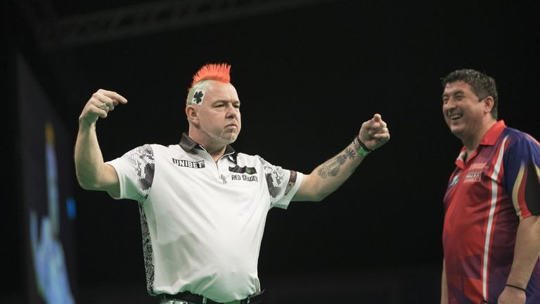 Peter Wright and Mensur Suljovic will also compete in the Finals in Vienna
