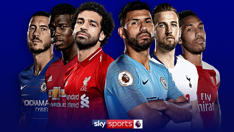 Watch the Premier League title race unfold on Sky Sports