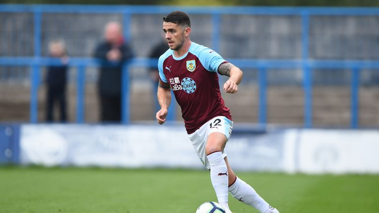 Robbie Brady played his last match for Burnley against Leicester on December 2, 2017