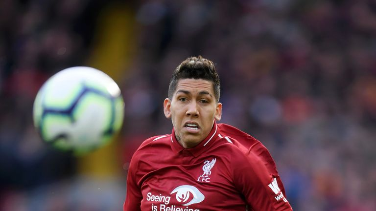 Roberto Firmino is the second Liverpool player to make the shortlist, after Alisson