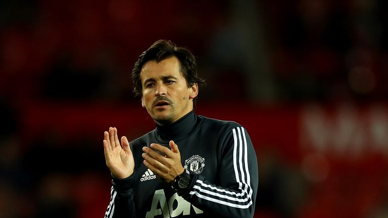 Rui Faria is now understood to be the frontrunner for the Villa job