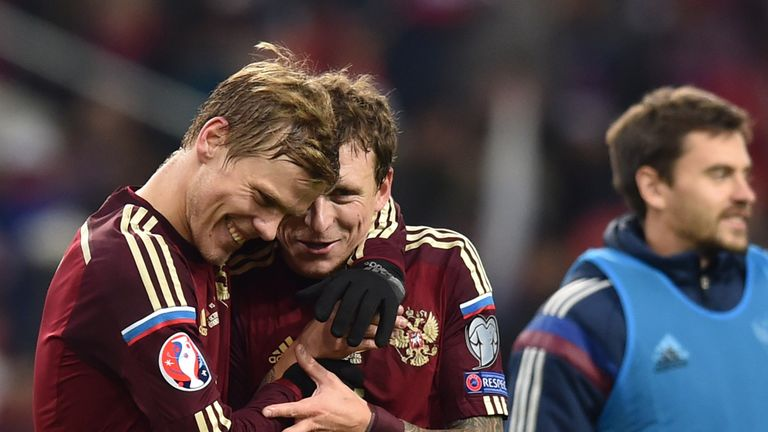 Aleksandr Kokorin and Pavel Mamaev have now been sentenced