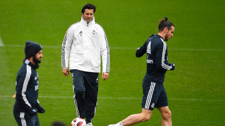 Solari has overseen four victories from his four games in charge as caretaker