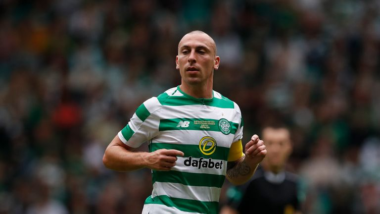 Scott Brown still has a big role to play, insists Rodgers