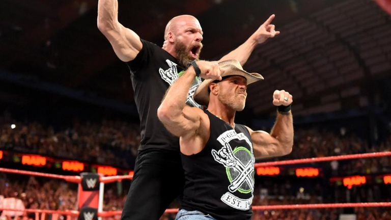 Michaels will come out of retirement to reform D-Generation X with Triple H at Crown Jewel