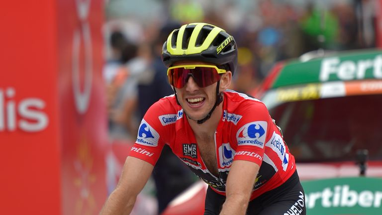 Simon Yates is the WorldTour champion for 2018 after a memorable season