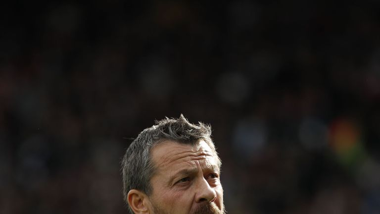 Slavisa Jokanovic was sacked by Fulham earlier this season