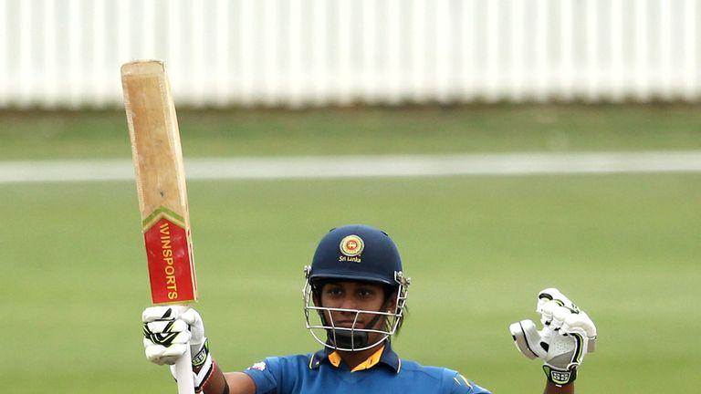 Chamari Atapattu has scored four ODI centuries for Sri Lanka
