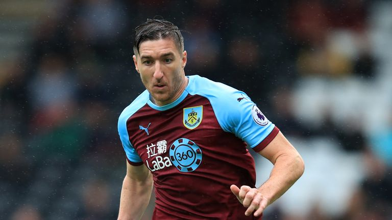 No timescale has been set for Stephen Ward's return