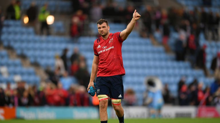 Tadhg Beirne put in a sensational display, excelling at the breakdown and lineout