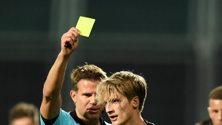 Tin Jedvaj could have seen red, says Dermot