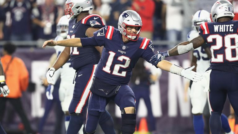 Brady and the Patriots have a habit of proving their doubters wrong