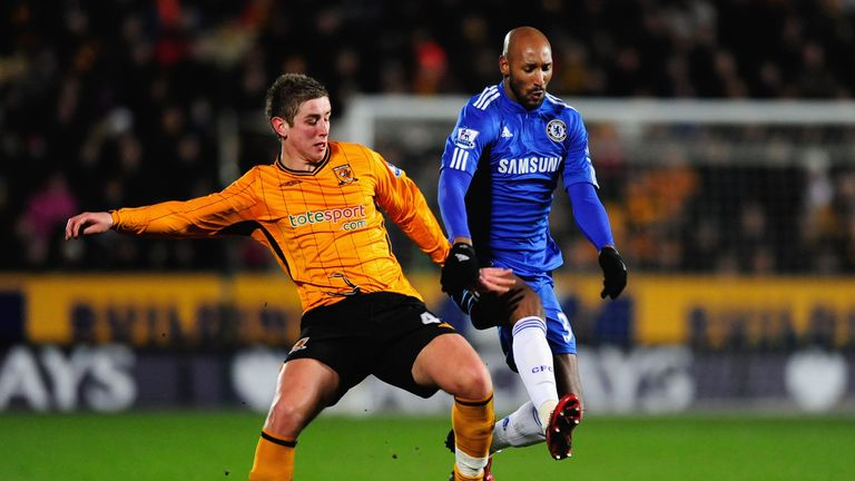 Cairney's conditioning was an issue during his first stint in the top flight with Hull