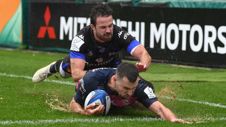 Gloucester put the wet conditions aside to start their Heineken Champions Cup campaign off on a winning note