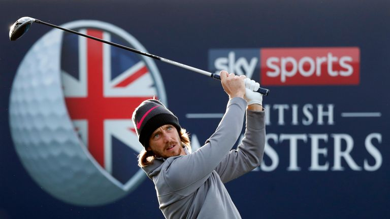 Fleetwood is looking forward to taking the British Masters to his home town in May