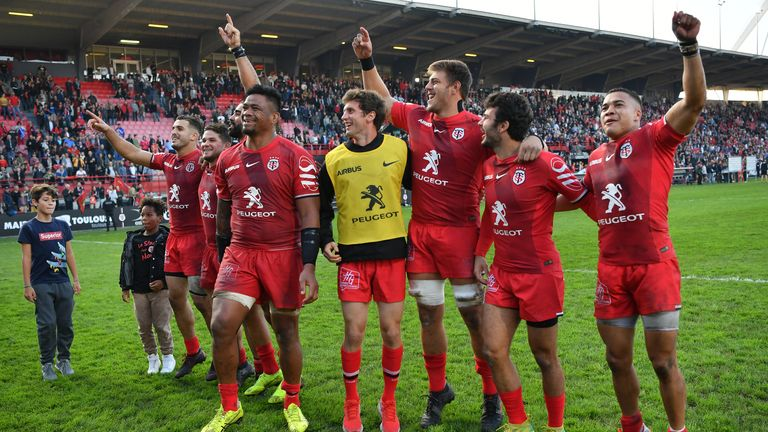 Toulouse have been playing some wonderful rugby this season