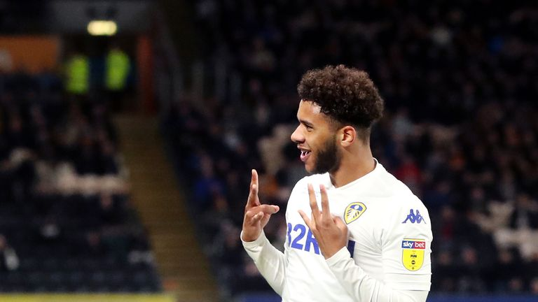 Tyler Roberts will start for Leeds United against Norwich, manager Marcelo Bielsa has confirmed