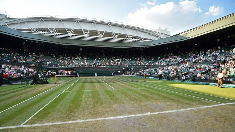 Wimbledon makes progress in expansion plans
