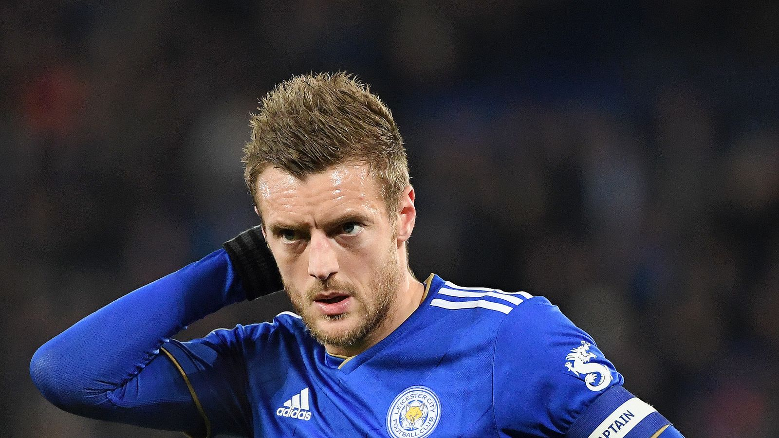Jamie Vardy set to return for Leicester at Chelsea