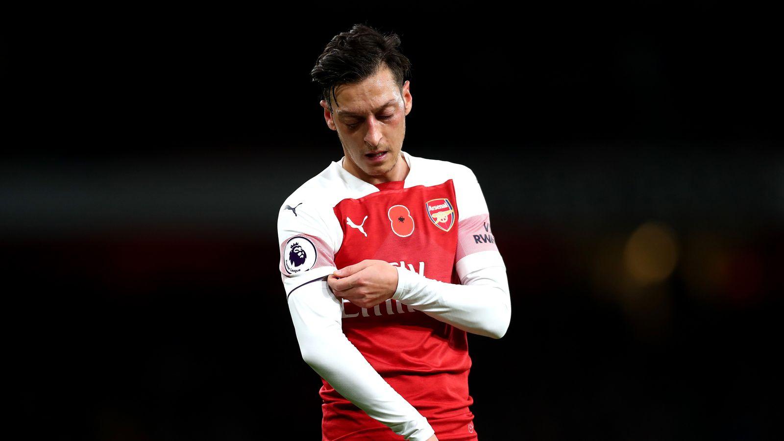 Waktunya Oezil Pergi dari Arsenal