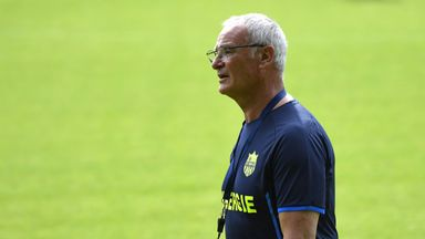fifa live scores -                               Ranieri's big tasks at Fulham