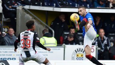 fifa live scores - Rangers' Eros Grezda close to re-joining Osijek on permanent deal
