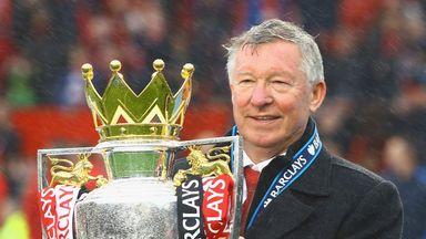 Klopp: I always admired Sir Alex