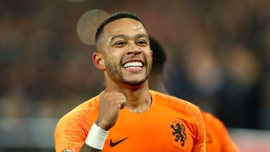 The Netherlands had a successful Nations League campaign after missing out on the 2018 World Cup