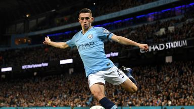 fifa live scores -                               Man City confident of Foden deal