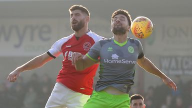 Russell Martin should have put Walsall ahead
