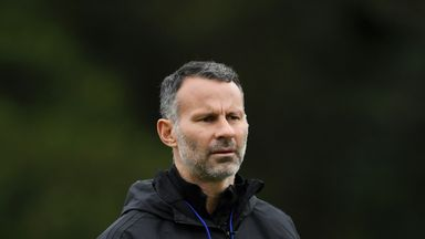 Giggs: Euros to define me as Wales boss