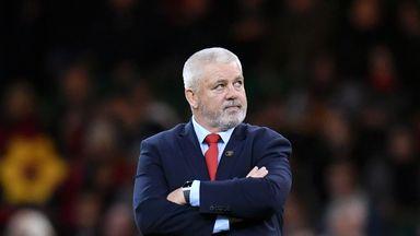 Warren Gatland is in talks over a third stint as British and Irish Lions coach