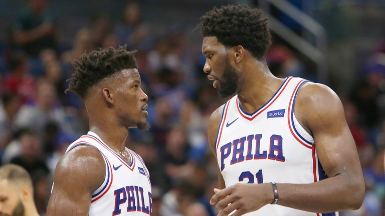 Jimmy Butler tastes defeat in debut as Orlando Magic beat Philadelphia 76ers | NBA News |